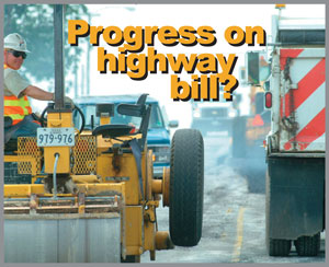Glimmers of Progress on Highway Reauthorization