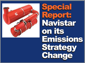 Navistar chose Cummins Aftertreatment Solutions for a fast-to-market solution.