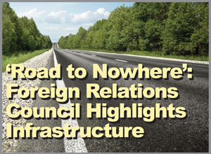 Infographic Sheds Light on U.S. Infrastructure