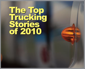 Economy, Regulations, Top Most Important Trucking Stories of 2010
