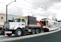 Western Star Takes to the Rails in Portland