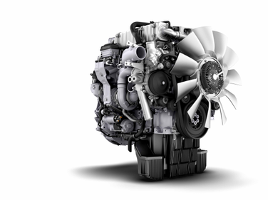 In testing against competitor engines, the new four-cylinder, 5.1-liter DD5 offers 3% better...