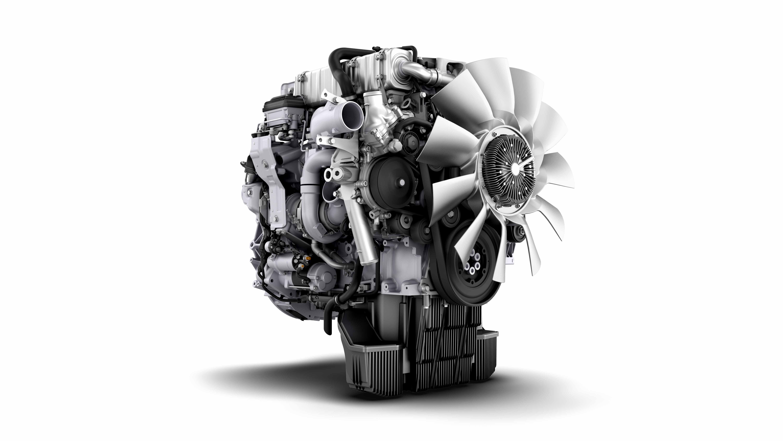 The Detroit DD5 Engine in Photos