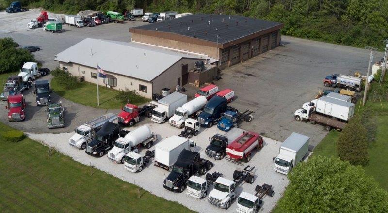 Many of the New England Kenworth's customers don't have stand by or replacement units so they...