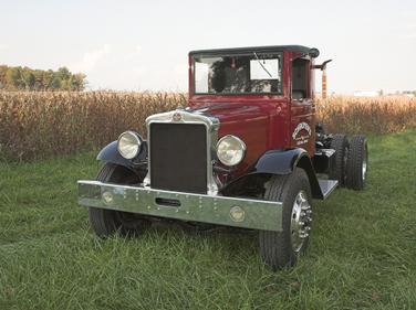 1931 Kenworth Model N — Dave Schroyer, Celina, Ohio