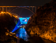 Daimler Trucks North America used Hoover Dam to create a record-setting display to premier its...