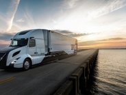 Volvo Trucks North America's SuperTruck exceeded standards for the Department of Energy program...
