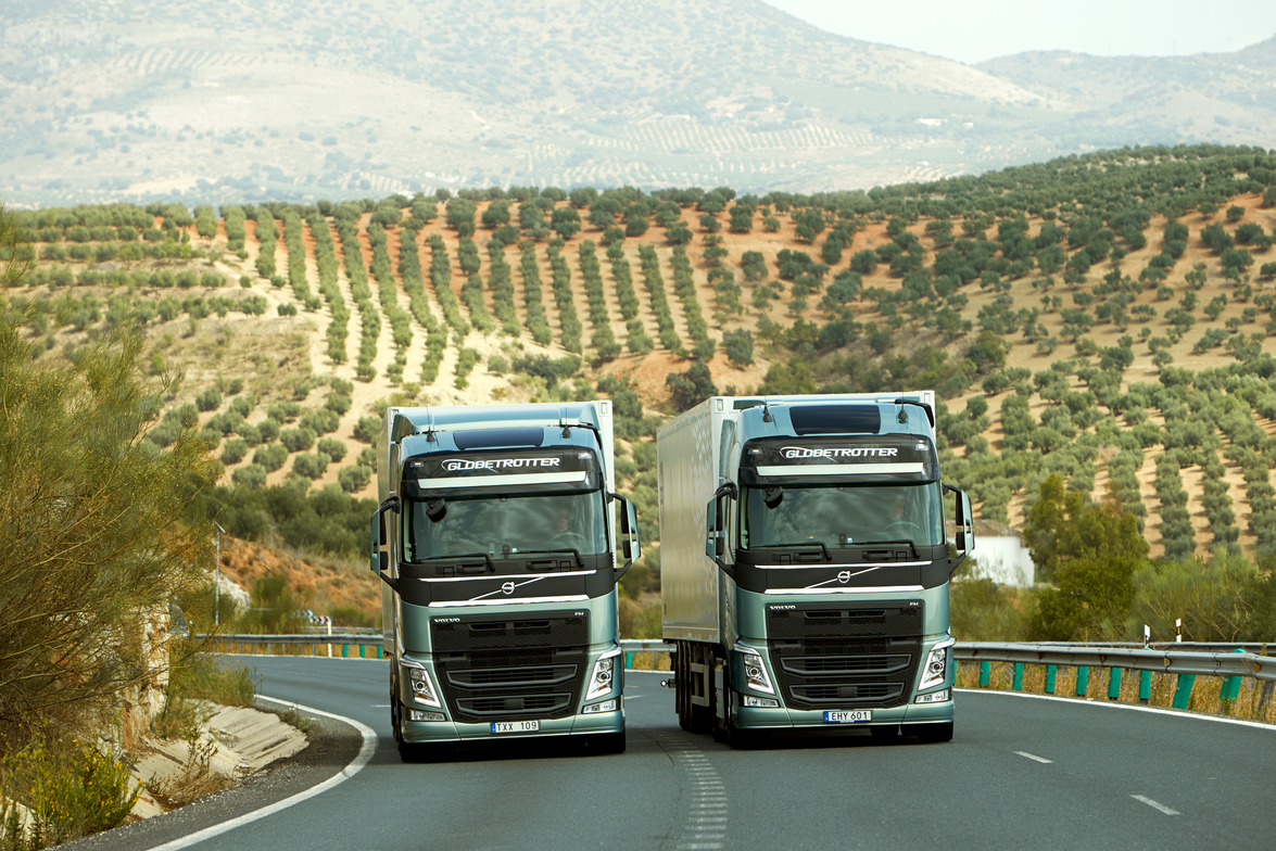 The two Volvo I-Shifts are similar mechanically, but to the driver they operate much differently.