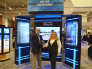 Fred Andersky, director, customer solutions-controls for Bendix Commercial Vehicle Systems,...