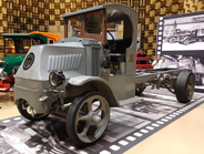 1927 Mack AC, originally delivered to Ayer & McKinney of New York City on April 30, 1927. It has...