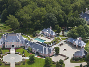 Lucas Estate, Forrest and Charlotte Lucas's home in Carmel, Indiana. Built in 1993, the Lucas...