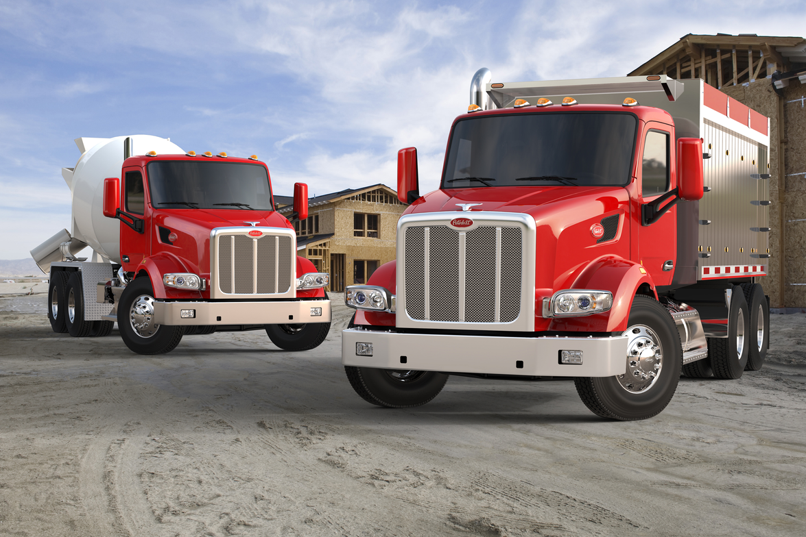 The new Model 567 from Peterbilt is available in two BBC configurations – the 121-inch and...