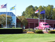 Volvo Trucks North America's corporate headquarters is also located along Interstate-40, less...