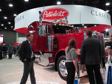 Don't let anyone tell you that the classic-styled trucks are dead. Peterbilt's Model 389 drew...