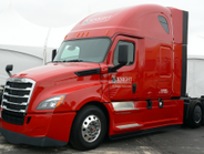 The new Cascadia will be available in early 2017 as a 2018 model-year truck. Fuel economy...