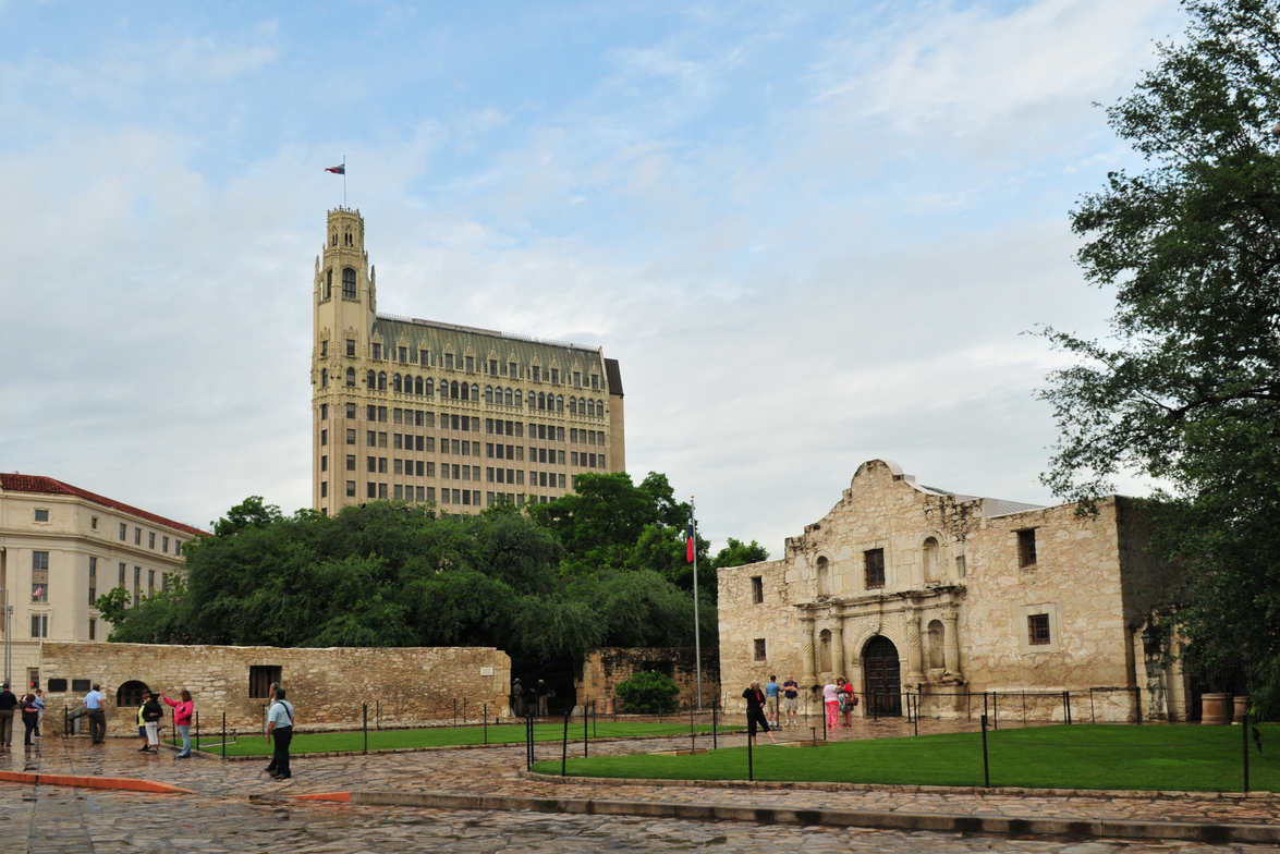 San Antonio is home to the Alamo and Pressure Systems International, makers of the Meritor Tire...