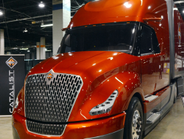 Navistar's SuperTruck