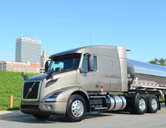 Volvo VNR 640, with a 61-inch sleeper and Adaptive Loading.Dry weight of the tractor alone is...