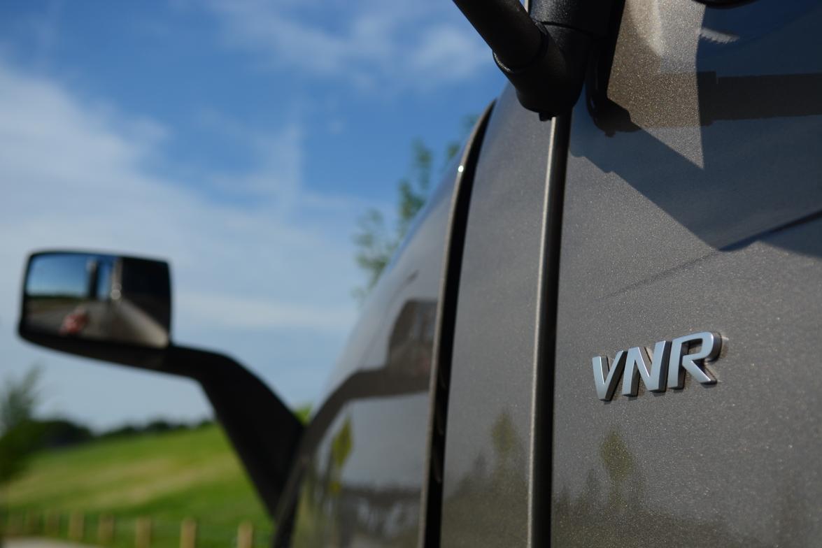 Volvo's VNR Regional Tractor in Winston-Salem, N.C