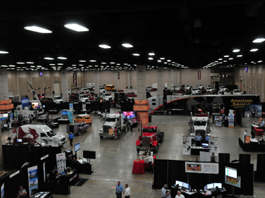 Techs could wander the exhibit hall after completing their events and talk with suppliers about...