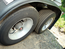 Carbon Express uses Stemco Aeris tire inflation systems on its trailers.Photo: Carbon Express