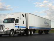 Con-way bought CFI in 2007 and renamed it Con-way Truckload. Photo: Con-way