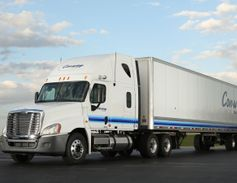 Con-way bought CFI in 2007 and renamed it Con-way Truckload. Photo: Con-way