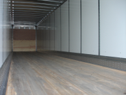 Cowan's lightweight trailer spec includes composite wood floors that are strong and lightweight,...