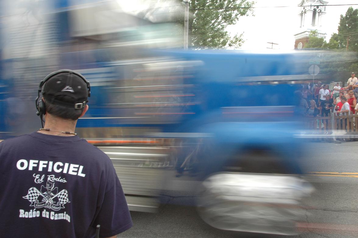 Rodeo du Camion
