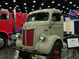 1940 Ford, owned Leonard Krebs, Louisville, Ky. Photo by Jim Park