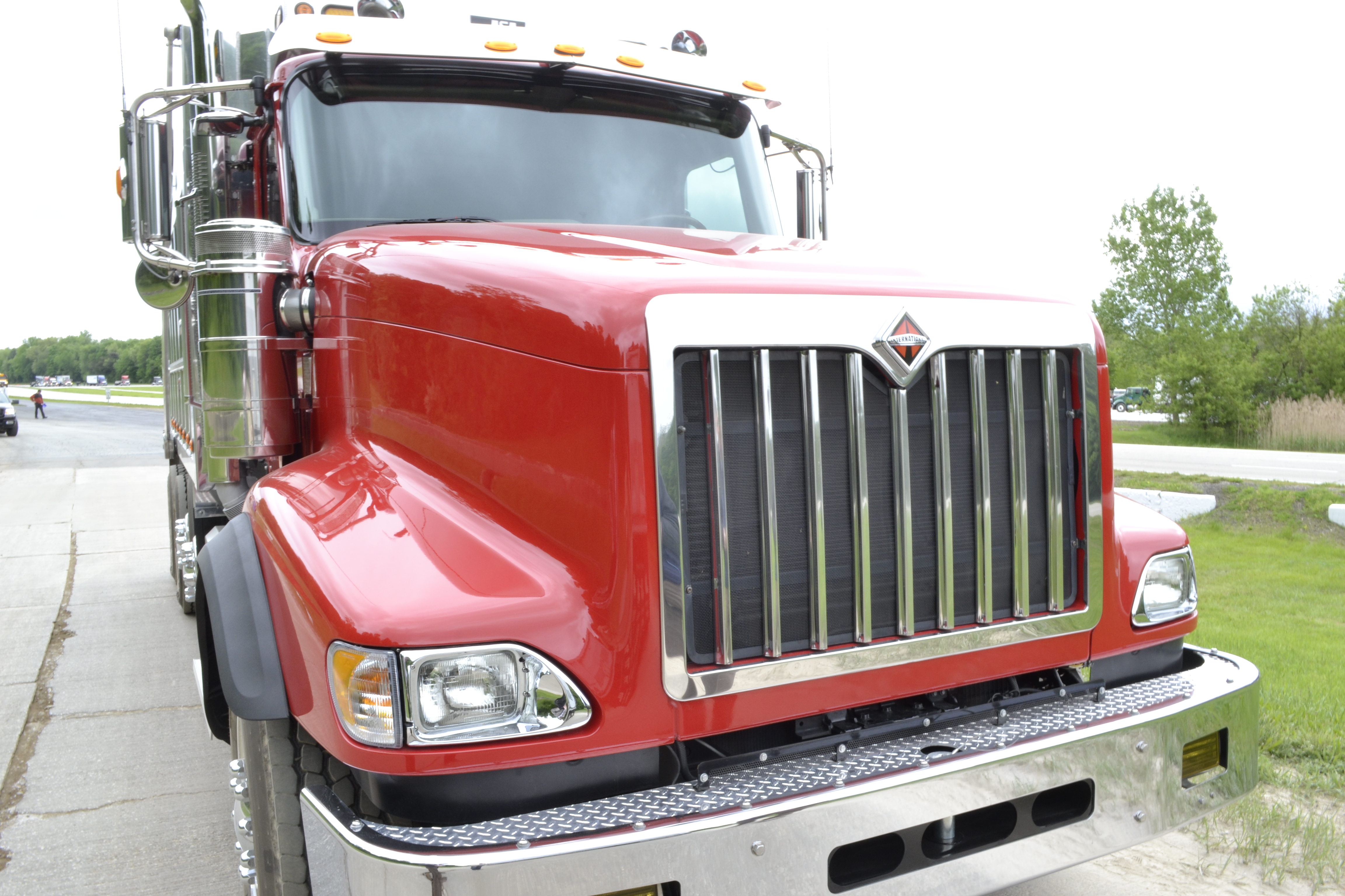 Navistar Proving Grounds Ride and Drive