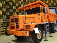 Mack built mining trucks, too, like this 1963 M18X model. Photo: Jack Roberts