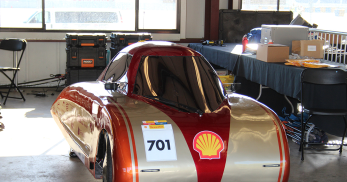 Shell Lubricants Eco-marathon Competition