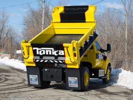 The Dump Body was designed by Truck Tech Engineers.