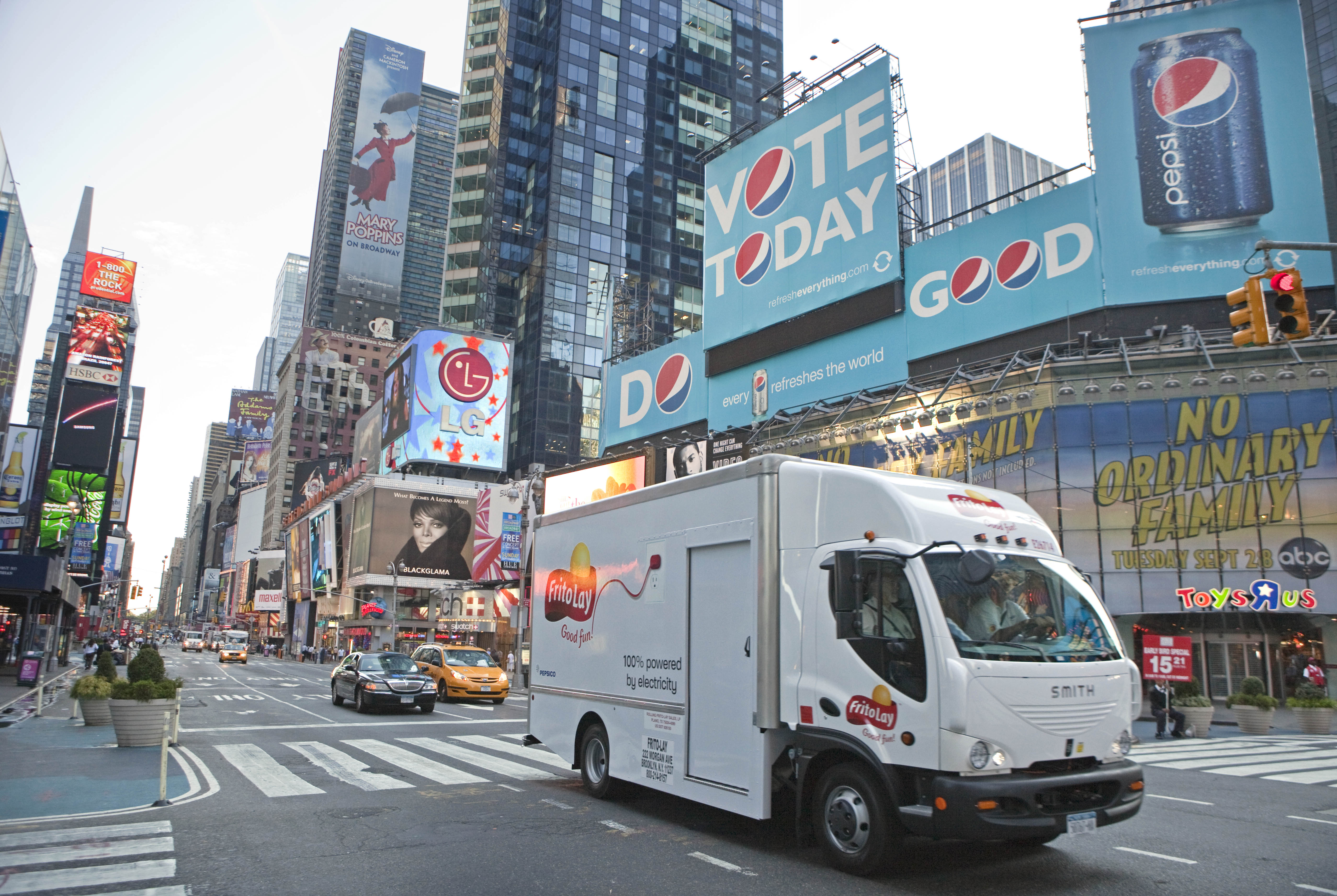 Truck Fleet Innovators: Frito-Lay's Mike O'Connell