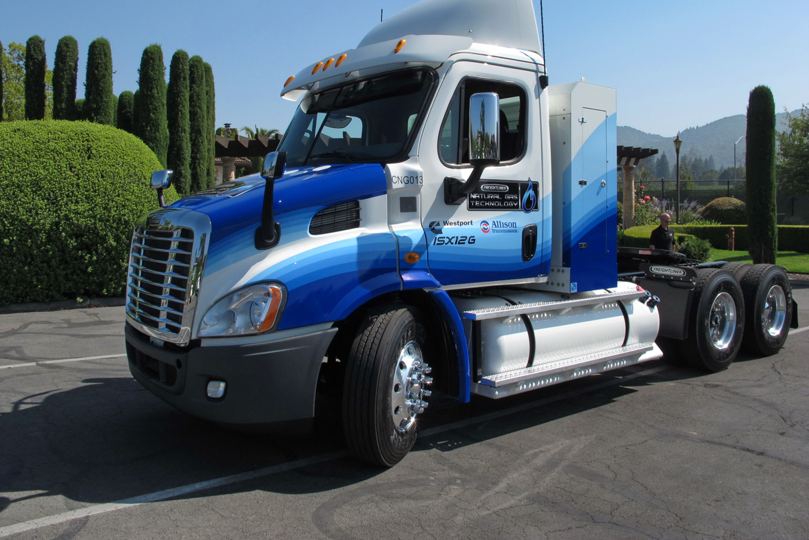 Test Drive: Freightliner NG Cascadia 113