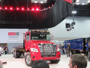 The new Hino XL is powered by Hino's A09 8.9L inline 6-cylinder diesel engine and will be...