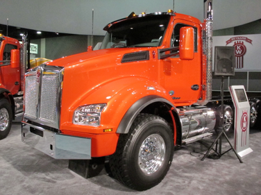 Kenworth latest, the T880, is the successor to the venerable T800. It features the same...