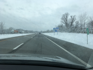 The day before the show opened, Louisville got about 6 inches of snow and temps dipped onto the...