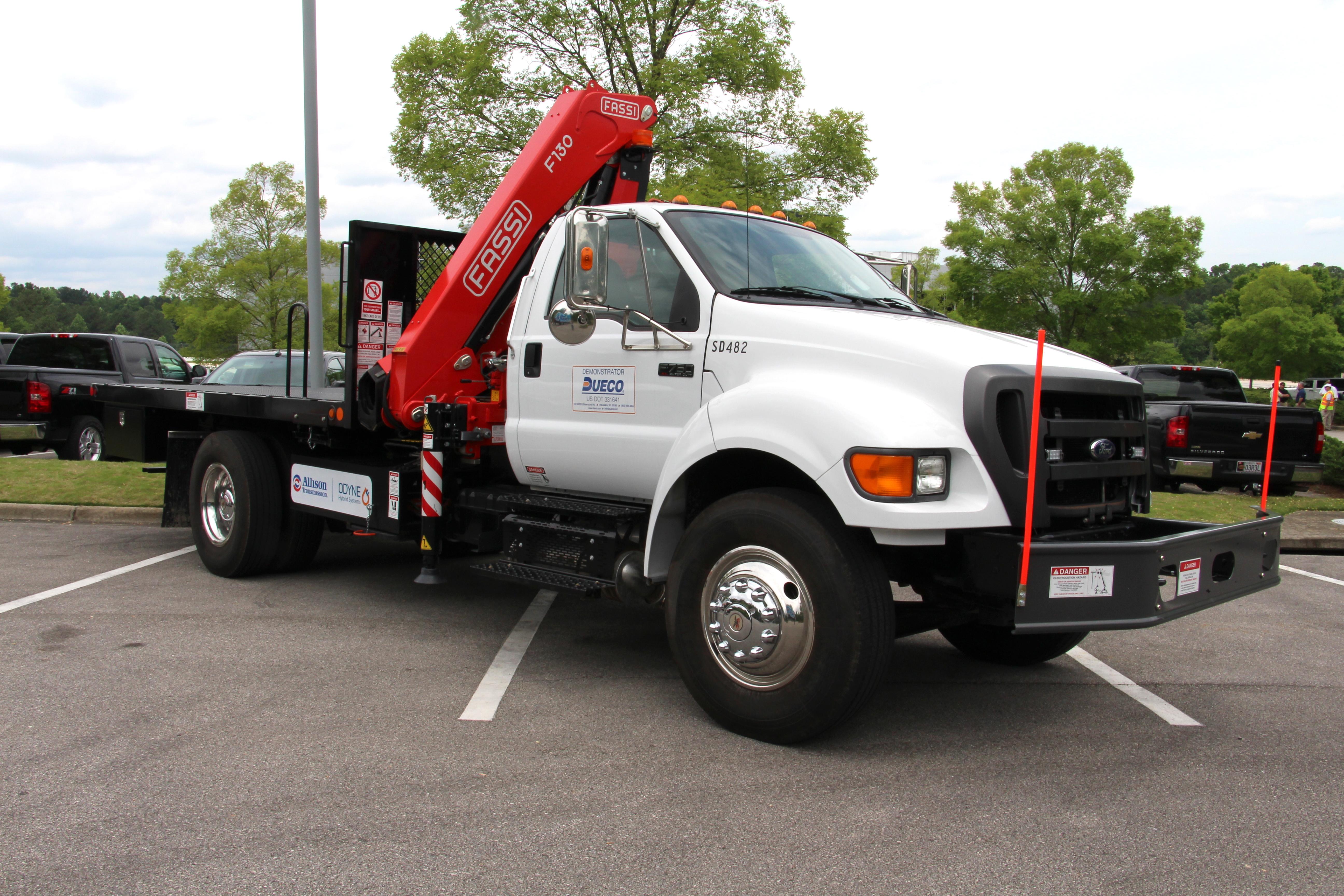 HTUF Southeast Event Highlights Fuel-Saving Trucks