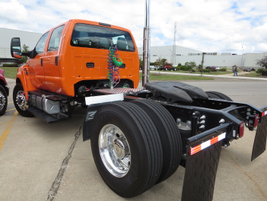 F-750 tractor returns to the lineup with the 2016 models. But few are likely to be built like...