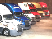 First Look at Freightliner's Newest Cascadia