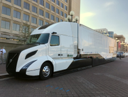 An all-aluminum frame designed by Metalsa contributed 900 pounds in weight savings to the truck....