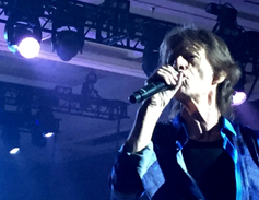 The Rolling Stones wowed the crowd at Freightliner's annual customer appreciation event. Photo:...