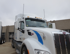 The Walmart Technology Vehicle, a concept/demonstration truck, uses four separate camera systems...