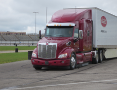 The Peterbilt 579 Epiq is the company's most fuel-efficient truck ever.