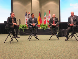 Bendix's annual press breakfast returned this year, putting company executives in the hot seat...