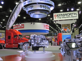 Paccar's 11L and 13L MX engines are now in 47% of Kenworth trucks, and now feature expanded...