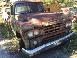 Another old pickup out to pasture. Photo: Jack Roberts