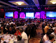 There were plenty of opportunities for attendees to network and socialize, such as during the...